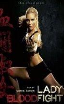 Lady Bloodfight Türkçe Dublaj izle Kanlı Dövüş Filmleri