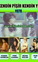 Kendin Pişir Kendin Ye Yeşilçam Erotik Komedi Filmi