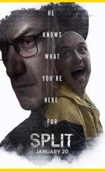 Split Türkçe Dublaj izle – Parçalanmış Tek Parça Gerilim Filmi