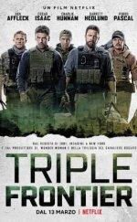 Triple Frontier Filmi (2019)