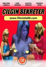Çılgın Sekreter Yerli Erotik Film