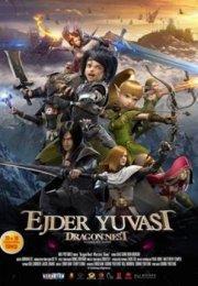 Ejder Yuvası izle Savaşçıların Şafağı Türkçe Dublaj Animasyon