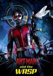 Karınca Adam ve Eşek Arısı (2018 Filmi)