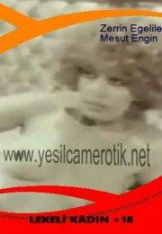 Lekeli Kadın – Zerrin Egeliler hayat kadını fantezileriyle