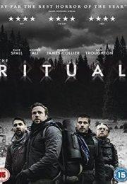 The Ritual izle Türkçe Dublaj 2017 Gerilim Korku Filmleri 6,3/10