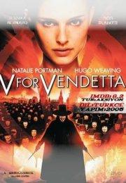 V For Vendetta izle Türkçe Dublaj – Aksiyon Fantastik Filmler