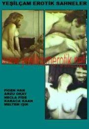 Yeşilçam Erotik Seks Filmlerinden Birkaçının  Tanıtım Fragmanı