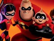İnanılmaz Aile 2 (2018 The Incedibles 2) Animasyon Filmi