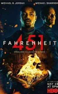Fahrenheit 451 Filmi (Türkçe Dublaj ve Altyazılı)