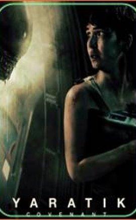 Yaratık Covenant hd izle – Türkçe Dublaj Alien Covenant