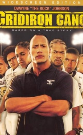 Çete Filmi (Gridiron Gang 2006)