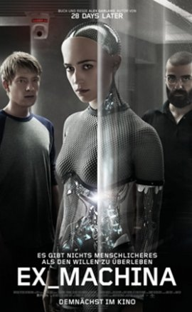 Ex Machina (2015) Filmi