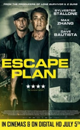 Kaçış Planı 3 (Escape Plan The Extractors 2019)
