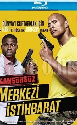 Merkezi İstihbarat Filmi (Central İntelligence 2016)