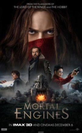 Ölümcül Makineler Filmi (Mortal Engines 2018)