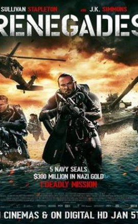 Renegades izle – The Lake Seyret – Aksiyon Filmi 5,4/10