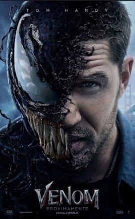 Venom Zehirli Öfke (2018) Filmi