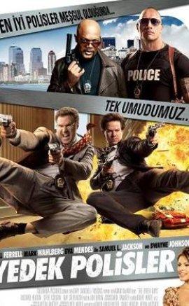 Yedek Polisler izle – Türkçe Dublaj Komedi Filmi