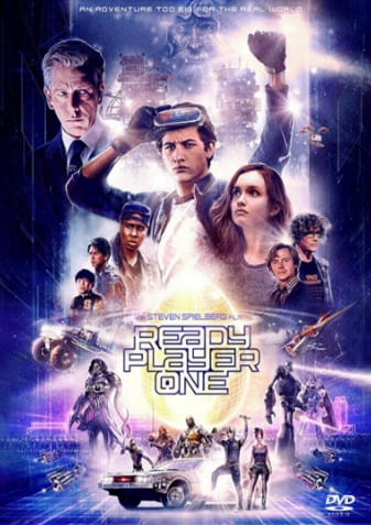 Başlat : Ready Player One Filmini izle (2018)
