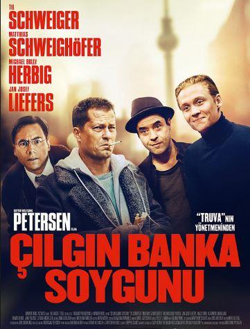 Çılgın Banka Soygunu Filmi Türkçe Dublaj Full izle