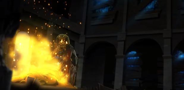 Constantine İblisler Şehri Animasyonu (2018 City Of Demons)