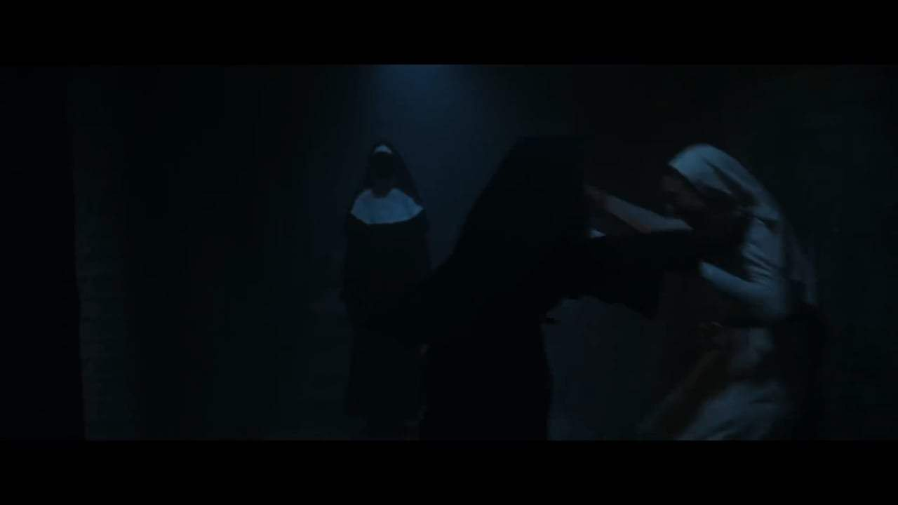 Dehşetin Yüzü (The Nun 2018) Filmi