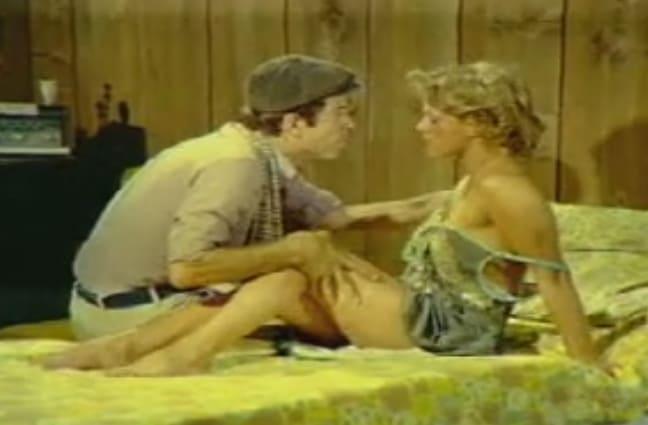 Fırçana Bayıldım Boyacı Yeşilçam Erotik 1978