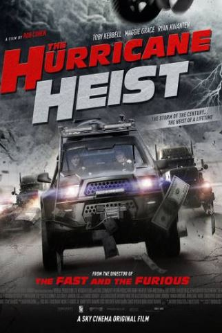 Kasırgada Vurgun Filmini izle – The Hurricane Heist 2018