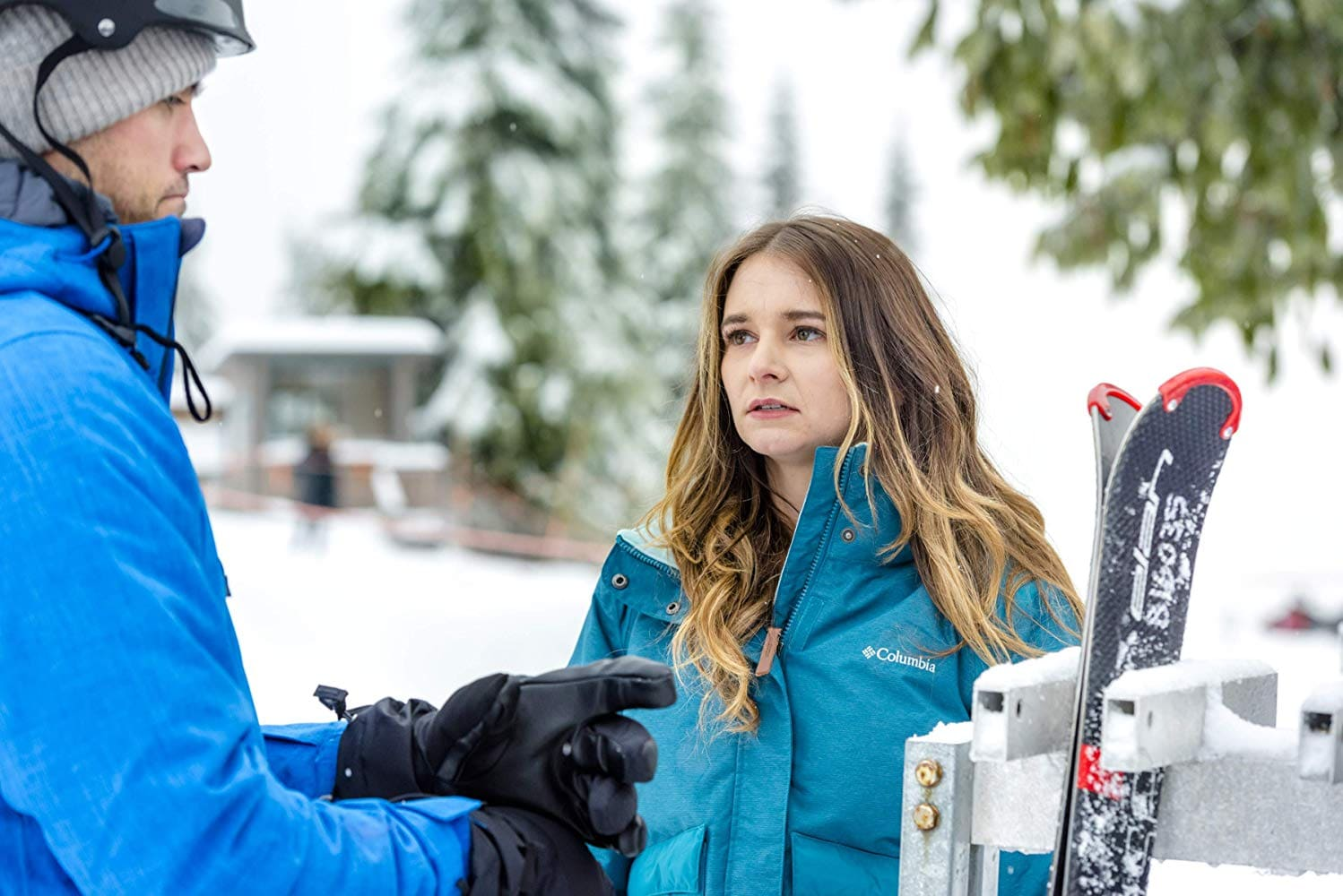 Kış Aşkı Filmi (Love On The Slopes 2018)