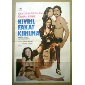 Kıvrıl Fakat Kırılma 1976 – Zengin Koca Avcısı Ceyda Karahan