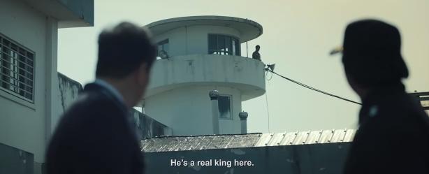 Hapishane Filmi (2017) Güney Kore