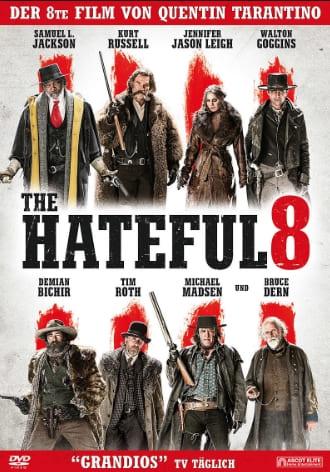 Nefret Sekizlisi Filmi (The Hateful Eight 2015)