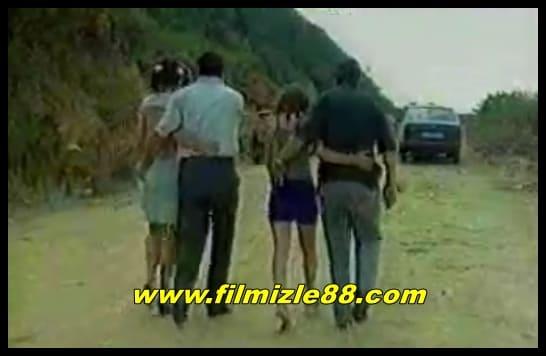 Otostopçu Kızlar (+18 Yerli Film)