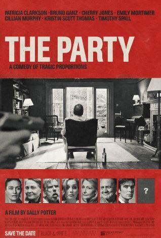 The Party izle – Parti 2017 Türkçe Dublaj