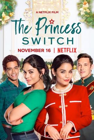 The Princess Switch Filmi (2018)