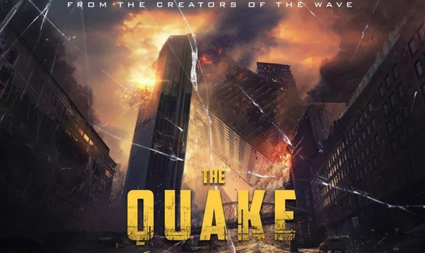 The Quake (Skjelvet 2018) Filmi