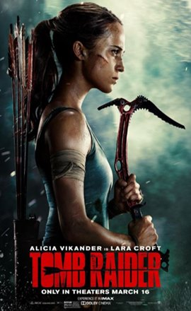 Tomb Raider 2018 Filmi Full HD izle (1080p)