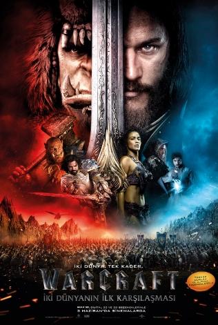 Warcraft: İki Dünyanın İlk Karşılaşması Filmi (2016)